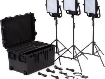 LitePanel Astra Package (3 Light Kit)