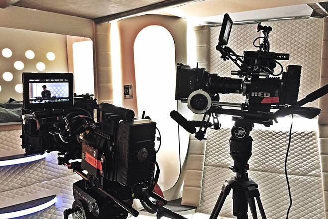 RED DRAGON 6K with Free Lenses - Production Ready!