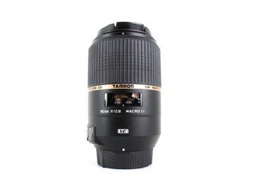 Rent: Tamron SP 90mm f/2.8 Di VC USD macro, Nikon Fit