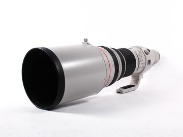 Rent: Canon EF 600mm f/4 L IS USM