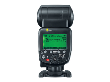 Rent: Canon Speedlite 600EX II-RT