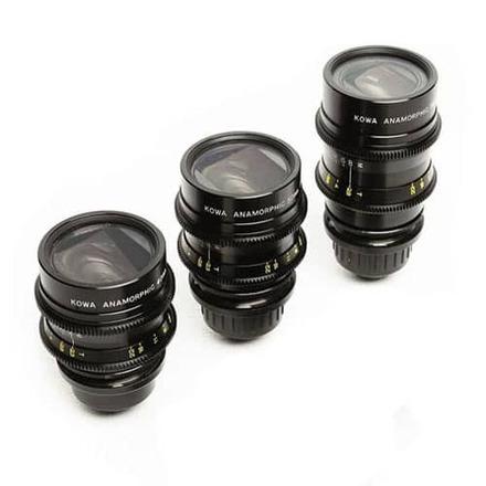 Kowa  Kowa Anamorphic 3x Lens Set