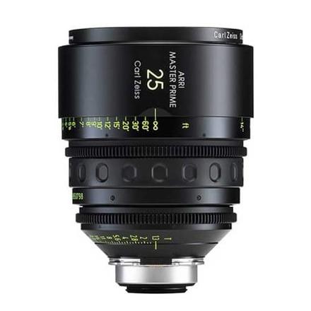 Arri Master Prime 25mm T1.3