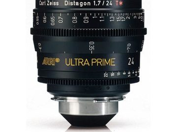 Rent: Arri Ultra Prime 24mm T1.9