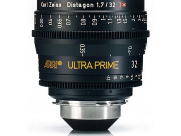 Rent: Arri Ultra Prime 32mm T1.9