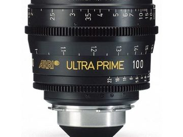 Rent: Arri Ultra Prime 100mm T1.9