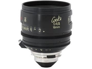 Rent: Cooke S4/i 18mm T2