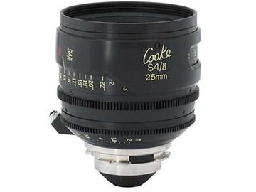 Rent: Cooke S4/i 25mm T2