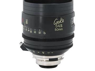 Rent: Cooke S4/i 50mm T2