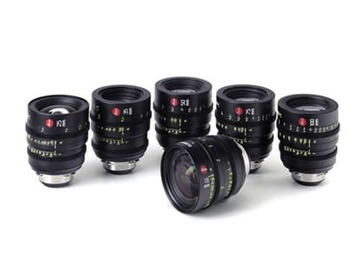 Rent: Leica Summicron-C 6x Lens Set