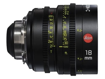 Rent: Leica Summicron-C 18mm T2