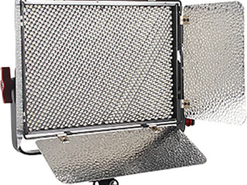 Rent: 2X BI COLOR LED LIGHT PANELS with STANDS