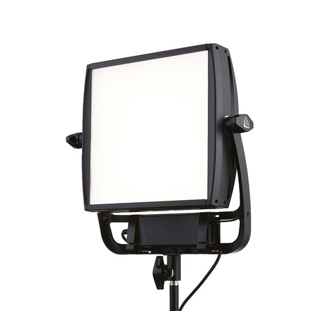One 1x1 Astra LED LitePanel with Accessories