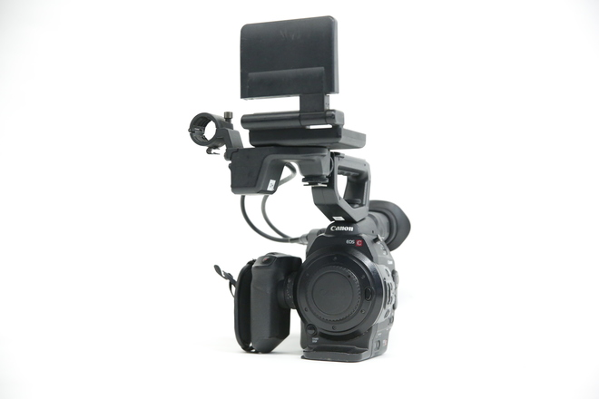 Canon EOS C300 Cinema Camera (EF Mount)