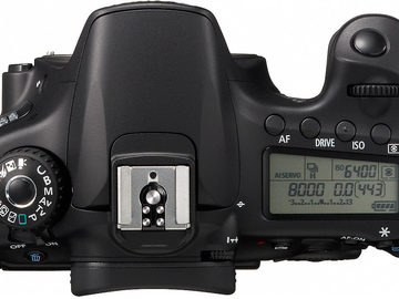 Rent: Canon EOS 60D with 18-200mm Tamron Lens