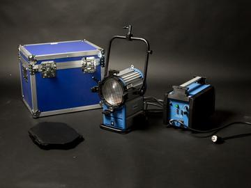 Rent: NEW! 1200 Daylight HMI Fresnel, 1.2k HMI Fresnel