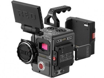 Rent: FULL RED SCARLET-W PACKAGE 5K+WIRELESS MONITOR+STIX+RONINMX