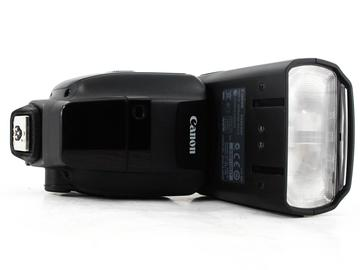 Rent: Canon 600EX-RT Speedlite