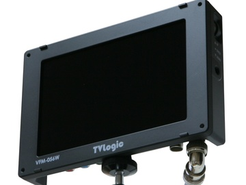 "Rent: TV-Logic 5.6"" VFM-056WP Monitor"