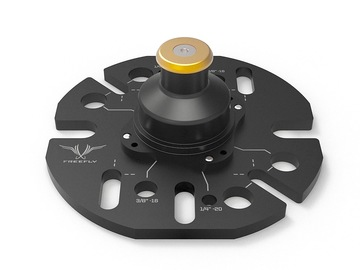 Rent:  Movi Pro Ninja Star plate and Toad (male)