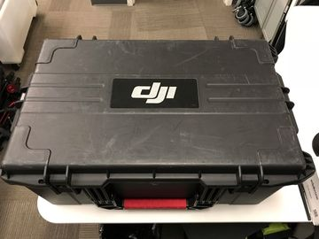 Rent: DJI Ronin 3-Axis Gimbal Stabilizer w/DJI Case and 2x Batts