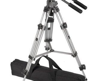 Rent: Ravelli AVTP 75mm Video Camera Tripod