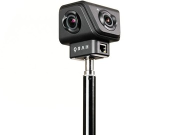 Rent: Orah 4i 4K 360 Video Camera w Stitcher