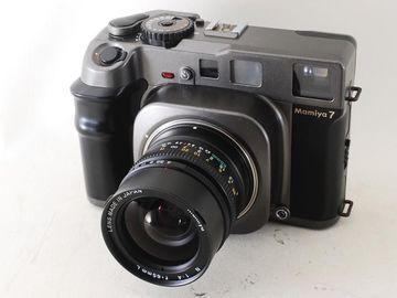 Rent: Mamiya 7 W/ 65mm or 80mm lens