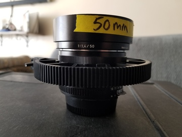 Zeiss Classic Planar 50mm f/1.4