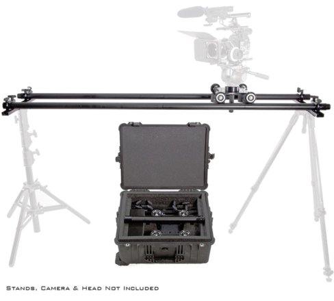 RigWheels Passport Camera Dolly with Stands & Sandbags