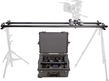 Rent: RigWheels Passport Camera Dolly with Stands & Sandbags