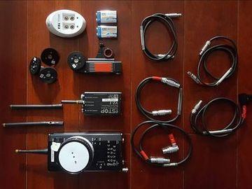 Rent: Digital Bartech w/ fStop V2.1 Receiver w/Heden M26VE Motor