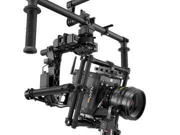 Rent: MoVI Freefly M15 3-Axis Motorized Gimbal Stabilizer