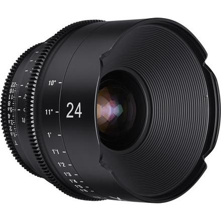 XEEN 24mm, 50mm, 85mm T1.5 Lens Kit