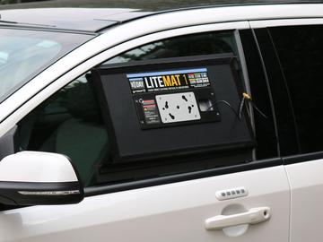 Rent: LiteMat 1 Hybrid