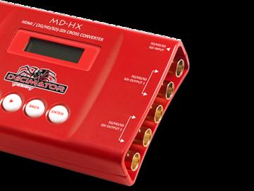 Rent: DECIMATOR MD-HX HDMI/SDI Cross Converter with Scaling