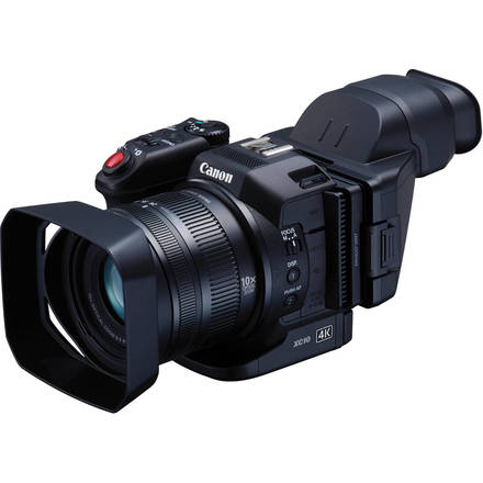 Canon XC10 ULTIMATE RUN N' GUN BUNDLE