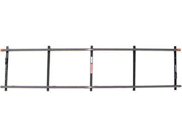 Rent: Matthews 10'Stainless Wall Mount Dolly Track