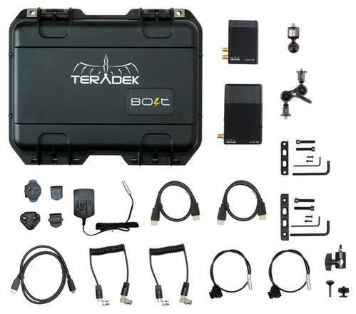 Teradek Bolt 500 XT 3G-SDI/HDMI Wireless TX/RX Package