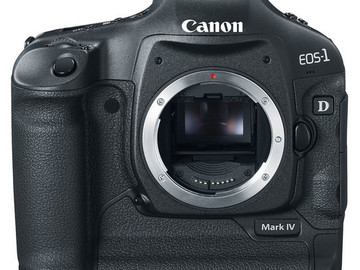 Rent: Canon EOS 1D Mark IV