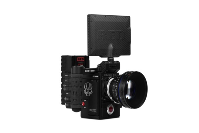 RED Epic-W Helium 8K - EF & PL Mounts