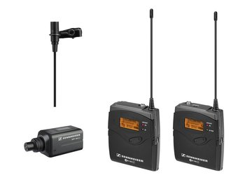 Rent: Sennheiser EW 100 ENG G3 Wireless Kit - Frequency Band (A)