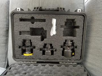 Zeiss 85mm 50mm & 35mm lens kit