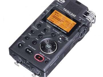Rent: Tascam DR-100 mkii Recorder Package