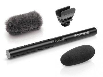 Rent: Sennheiser MKE 600 Shotgun Microphone