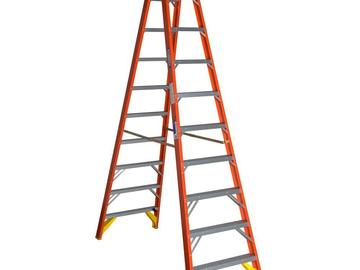Rent: 10 ft. Step Ladder