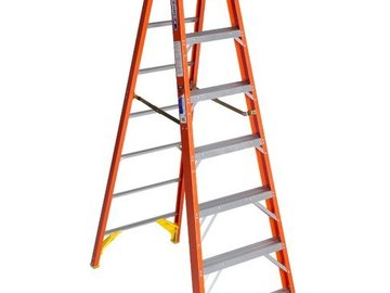 Rent: 8 ft.  Step Ladder