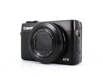 Rent: Canon PowerShot G7 X