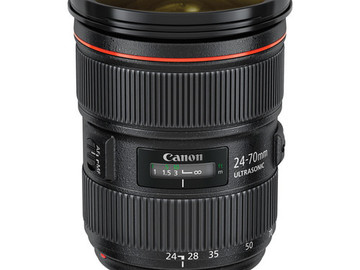 Rent: Canon 24-70mm EF 2.8
