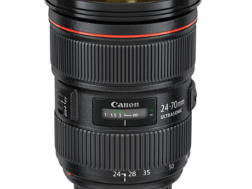Rent: Canon EF 24-70mm 2.8 L II